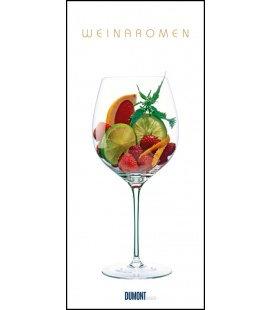 Wall calendar Weinaromen 2020