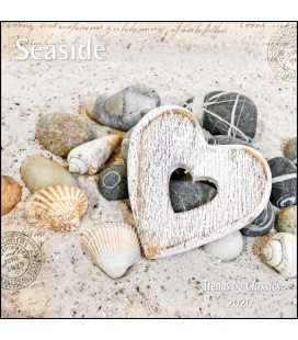 Wall calendar Seaside T&C 2020