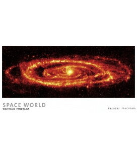 Wandkalender SPACE WORLD Panorama Zeitlos 2020