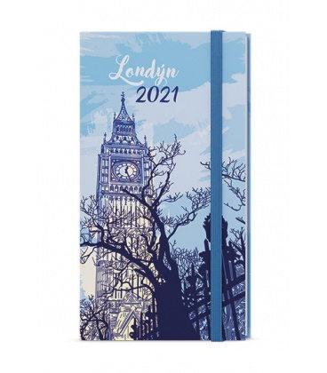 Weekly Pocket Diary - Jakub - lamino  - Big Ben 2021