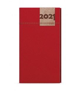 Weekly Pocket Diary - Jakub - denim 2021