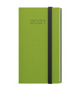 Weekly Pocket Diary - Jakub - vigo green, black 2021