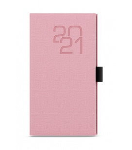 Weekly Pocket Diary - Jakub - Fabric 2021