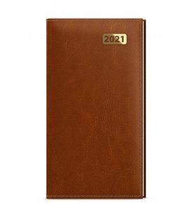 Weekly Pocket Diary - Jakub - premier 2021