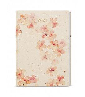 Weekly Diary A5 - Oskar - lamino  - Sakura 2021