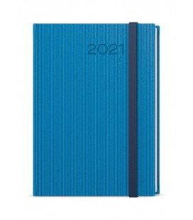 Weekly Diary A5 - Oskar - vigo blue, blue 2021