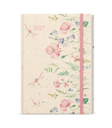 Weekly Diary Prokop - lamino - Vážky 2021