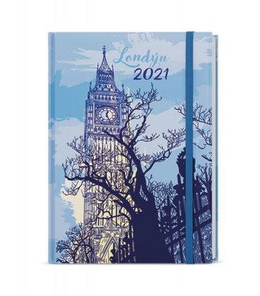 Weekly Diary Prokop - lamino - Big Ben 2021