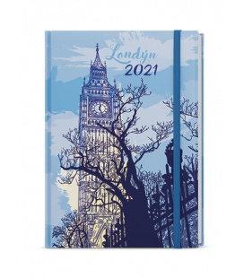 Daily Diary B6 - Adam - lamino - Big Ben 2021