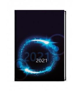Daily Diary B6 - Adam - lamino - Kruh 2021
