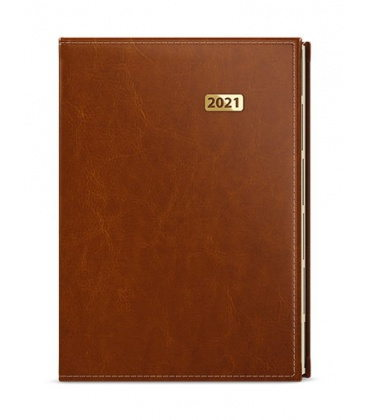 Daily Diary A5 - Ctirad s výsekem - premier 2021