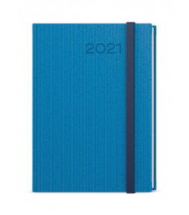 Daily Diary A5 - David - vigo  blue, blue 2021