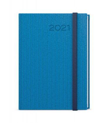 Daily Diary A5 - David - vigo  blue, blue 2021