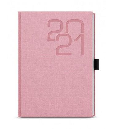 Daily Diary A5 - David - fabric 2021