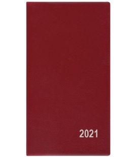 Monthly Pocket Diary - Františka - PVC 2021
