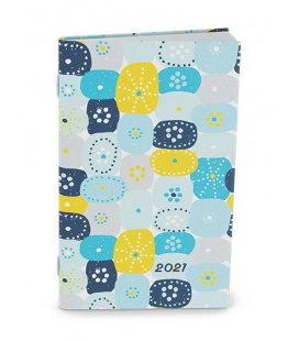 Monthly Pocket Diary - Marika - lamino - Oblázky 2021