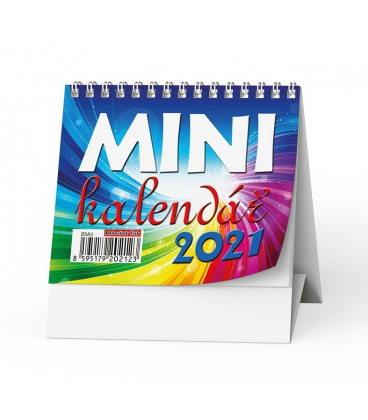 Table calendar MINI kalendář 2021
