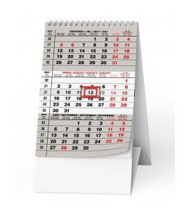 Table calendar Mini tříměsíční 2021