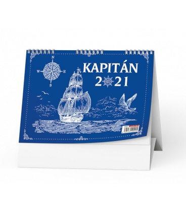 Table calendar Kapitán 2021