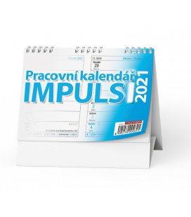 Table calendar Pracovní kalendář IMPULS I 2021