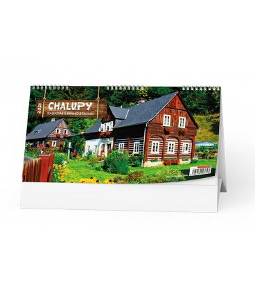 Table calendar Chalupy 2021