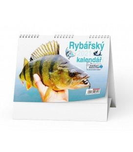 Table calendar Rybářský kalendář 2021