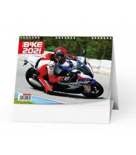 Table calendar Motorbike A5 2021