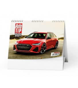 Table calendar Autotip A5 2021