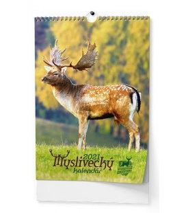 Wall calendar Myslivecký kalendář - A3 2021