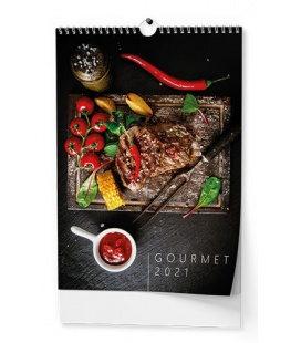 Wall calendar Gourmet  - A3 2021