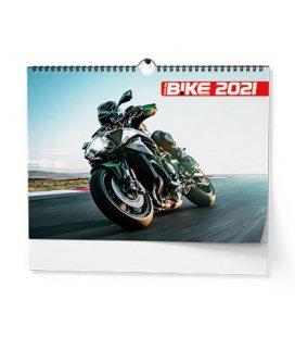 Wall calendar Motorbike - A3 2021