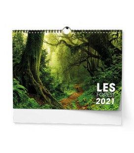 Wall calendar Les 2021