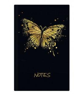 Notepad lined - A6 - lamino - Motýl 2021