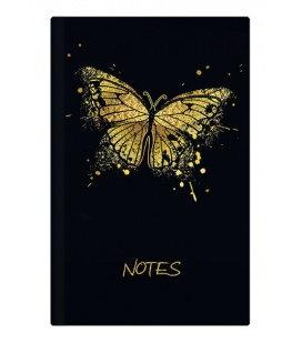 Notepad lined - A5 - lamino - Motýl 2021