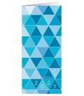 Pocket diary monthly lamino - Trojúhelníky 2021