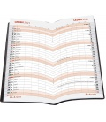 Pocket diary monthly lamino - Kresby 2021