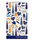 Pocket diary fortnightly lamino - Kravaty 2021
