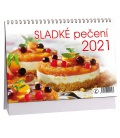 Table calendar Sladké pečení 2021