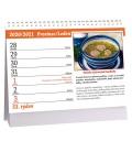Table calendar Z babiččina receptáře 2021