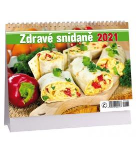 Table calendar Zdravé snídaně 2021