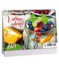 Table calendar Vaříme zdravě 2021