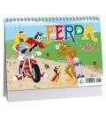 Table calendar Ferda 2021