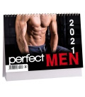 Table calendar Men 2021