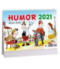 Table calendar Humor, koření života 2021