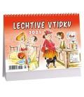 Table calendar Lechtivé vtípky 2021