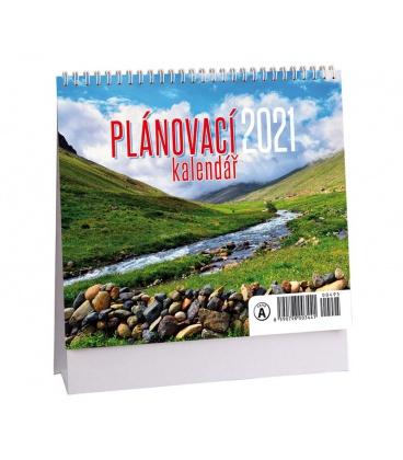 Table calendar Plánovací mini 2021