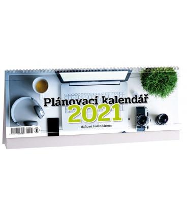 Table calendar Plánovací daňový 2021