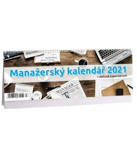 Table calendar Manažerský 2021