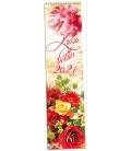 Wall calendar Květiny - vázanka 2021