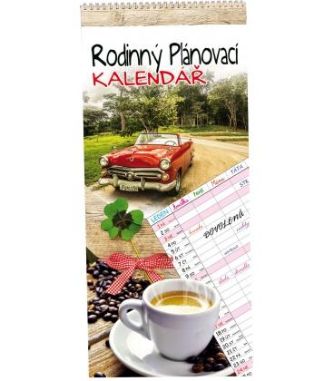 Wall calendar  Rodinný plánovací 1 - Obrázky 2021